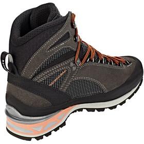 Hanwag Makra Combi GTX Shoes Women asphalt/orink